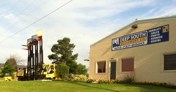 Deep South Equipment in Paris, Texas